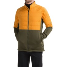 Burton [ak] Hybrid Insulator Snowboard Jacket - Insulated (For Men) in Hazmat/Keef - Closeouts